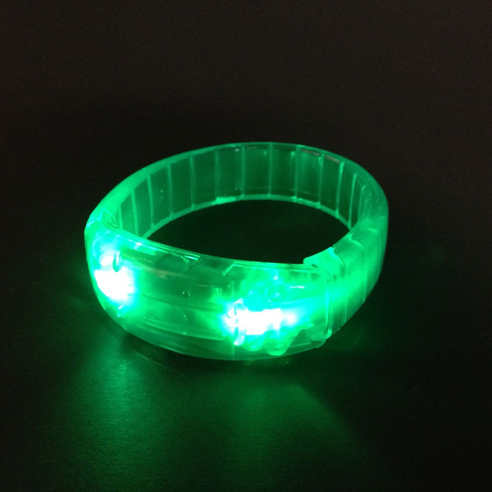 bracelet lumineux del vert 3 batteries ag3 inc rempl lumi re magique. Black Bedroom Furniture Sets. Home Design Ideas