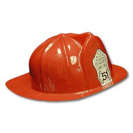 Fireman hat for adults