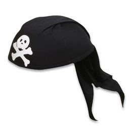 Chapeau foulard de pirate