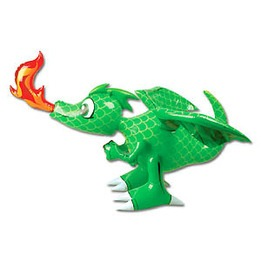 """Dragon gonflable 30"""""""