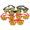 Emoji mesh glasses