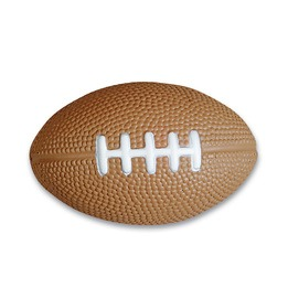 Ballon de football antistress 2.5""