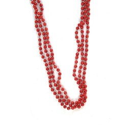 Bead necklace 33 ""
