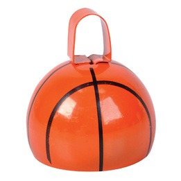 Cloche à vache basketball 3""