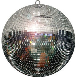 Disco  mirror ball 8 inches
