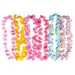 Flower Leis - 36 inches Two Tones
