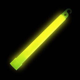 6 inches Glowstick - Yellow